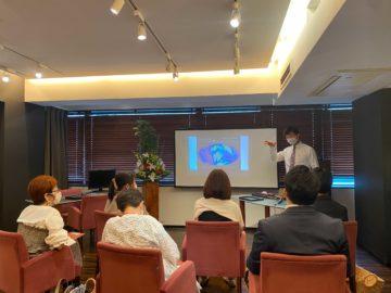 10月15日(金)10月16日(土)銀座店特別セミナー『価値ある宝石を見分ける方法』の画像