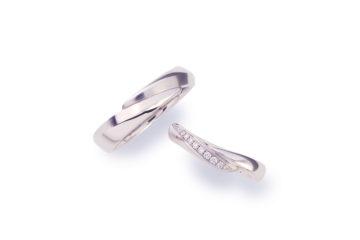FEDERING04   結婚指輪    天然ルビーの画像