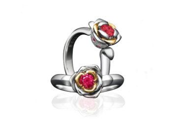 ルビーの婚約指輪07の画像