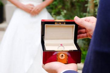 ルビーの婚約指輪を贈るか迷っているあなたへの画像