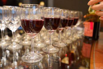 モリス銀座店でルビーワインパーティーを開催しました。の画像