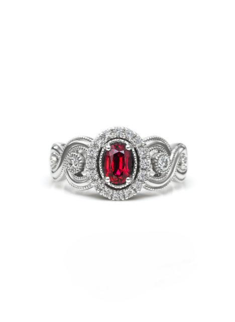 ルビーの指輪、ルビーのリング