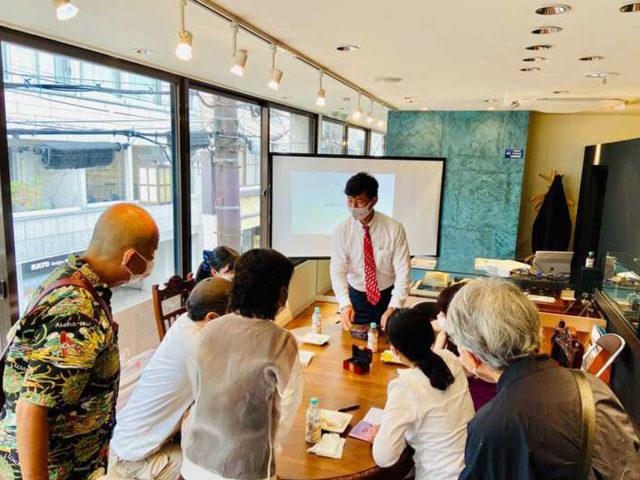京都店ルビーセミナー